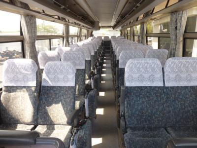 H12 三菱 57人乗りバス
