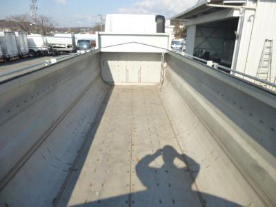 日野 25t ステンレスダンプ天蓋付き 20㎥