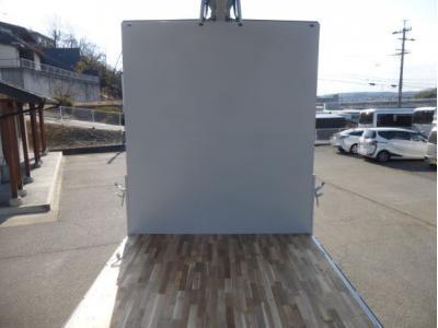 R2 三菱 アルミウイング 4軸低床 ハイルーフ